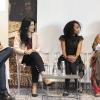 Pradeep Kakkattil, Silvia Novoa, Sibulele Sibaca and Runa Khan