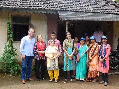 1) Household Kitchen Gardens at Tembholi vilaage