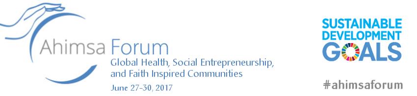 Bandeau Ahimsa Forum+SDG 2