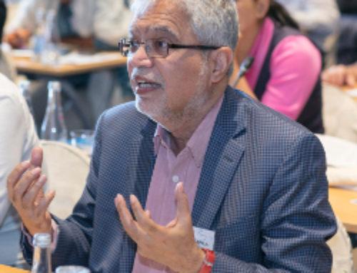 Interview Ahimsa Forum: Mukesh Kapila by Emaline Laney