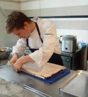 Filip in GK kitchen