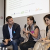 Arnaud Mourot, Rosanna Peeling and Lamiya Morshed
