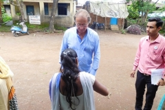 14) Welcome in Potkhal village through Non School Going Adolescent Girls