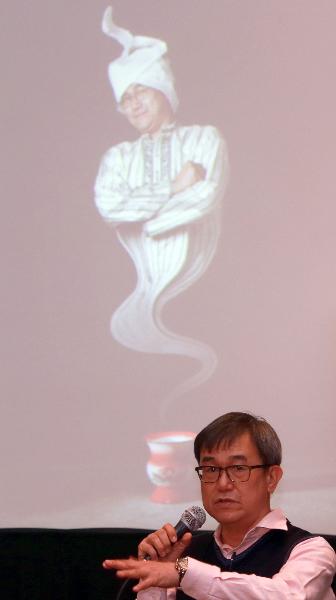 KLEINMOND, SOUTH AFRICA - JUNE 23: Jack Sim, founder of World Toilet Organisation (WTO)