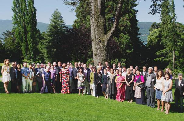 Global Health and Faith based Communities - 2013