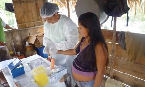 Prévention des maladies infectieuses au Brésil