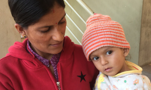 Preventing severe burns in Nepal