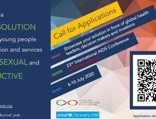 Call for Applications: digital health solutions for young people