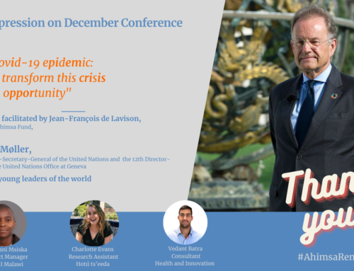 Overview of the December 10 conference