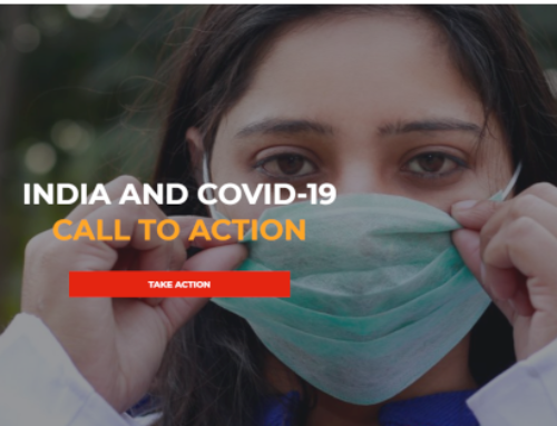 India and Covid-19: Call to action