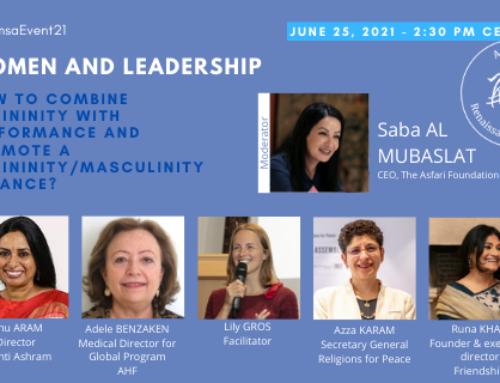 #AhimsaEvent21 – DAY 4 – Women and Leadership