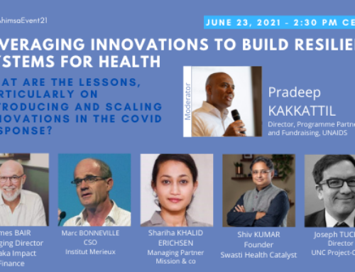#AhimsaEvent21 – DAY 2 – Leveraging innovations to build resilient systems for health